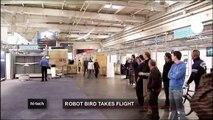 euronews hi-tech - Il gabbiano robot che ci farà risparmiare energia