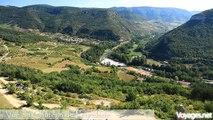 Gorges du Tarn et les Gorges de la Jonte en HD