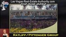 Seven Hills Henderson Homes for Sale - Seven Hills Henderson Nevada