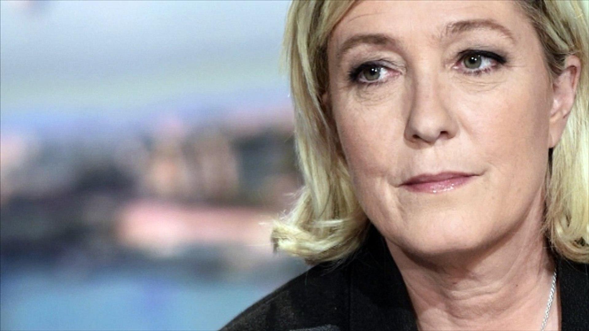 Jean-Marie Le Pen : Marine Le Pen