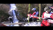 N.Y./Region: Big-Time Ski Jumping, Small Town Feel | The New York Times