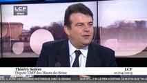 Thierry Solère : «Tout le monde s'attendait à ce que l'UMP continue de se déchirer»
