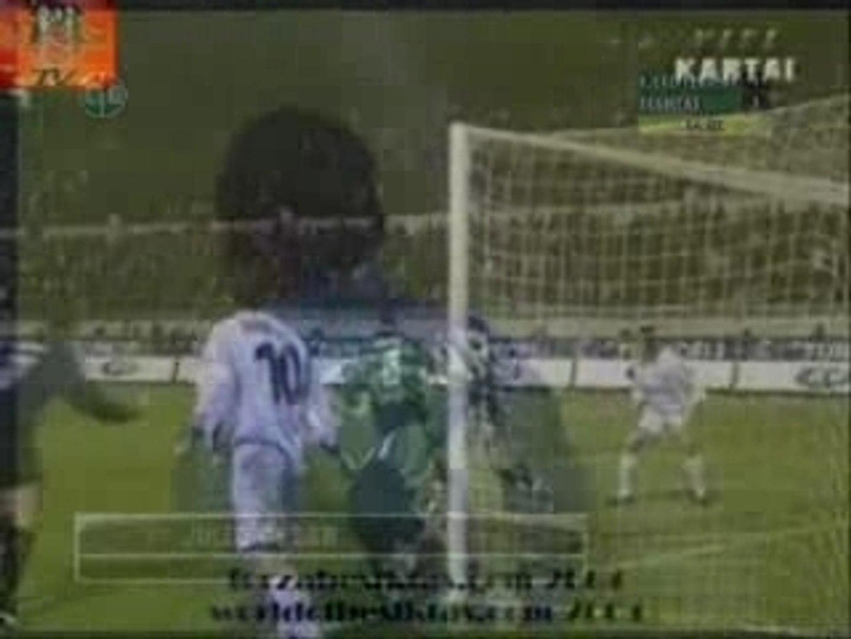 Sergen Beşiktas Frikik Super goller