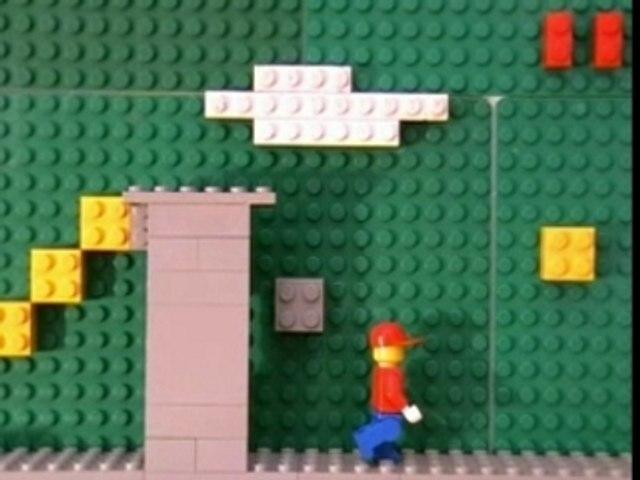 Mario Bros. Lego