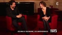 Gélinas et Salomone, les inséparables