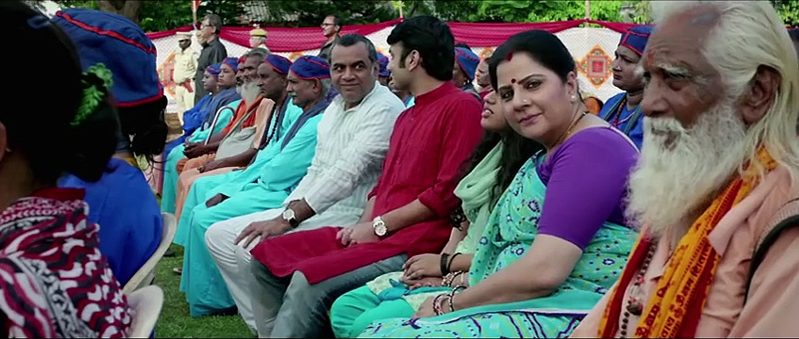 New Bollywood Movie 2015 | Dharam Sankat Mein - Official Trailer - In Cinemas 10th April 2015