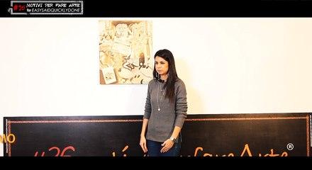 26 MOTIVI PER FARE ARTE - Alessandra Flaccavento