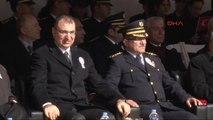 İzmir Polis Teşkilatı 170'inci Kuruluş Yılını Kutladı