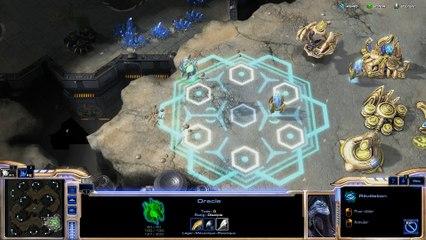 Nouvelles aptitudes de l'Oracle dans Legacy of the Void (StarCraft II)