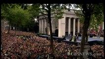 Barack Obama speaking the Irish language / Barack Obama ag caint as Gaeilge