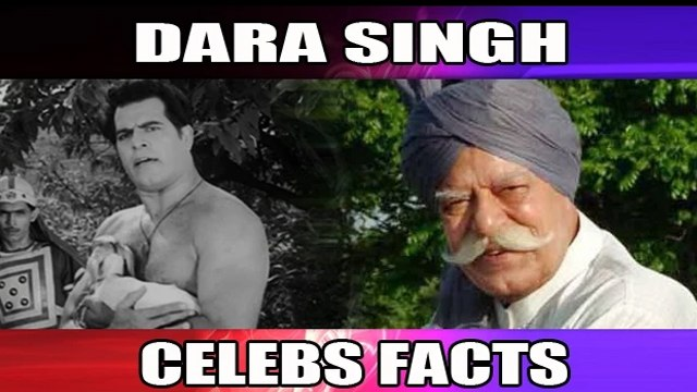 Dara Singh | Unknown Facts | Rare Trivia | Wrestler Turned Actor