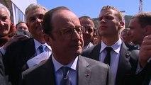 """""""La France est capable ici de donner à des millions de visiteurs un site extraordinaire"""""""