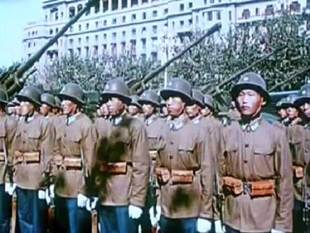 历届国庆阅兵中的中国国歌 Chinese National Anthem Played in the Past National Day Parades | Godialy.com