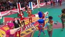 """KINKY BOOTS (Broadway) - """"Raise You Up/Just Be"""" [LIVE @ Macy's Thanksgiving Day Parade 2012]"""
