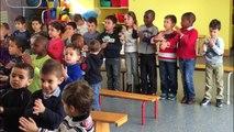 [École en Chœur] Académie Nancy-Metz - Circonscription de Metz Est - École maternelle les Mirabelles à Metz