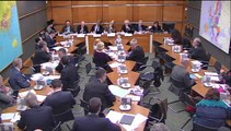 01.04.2015: Commission du développement durable : table ronde sur les objectifs du développement durable