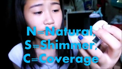 徐小餅SiubanTsui♡尋找泡菜妹喜歡氣墊粉餅的原因