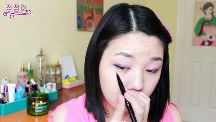 Valentine's Day Makeup Tutorial for Monolids | 발렌타인 데이 홑꺼플 메이크업 자습서