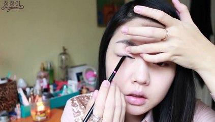 Ha Yeon Soo Monolid Makeup Tutorial | 하연수 홑꺼플 메이크업
