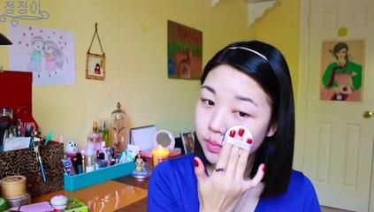 Monolid Holiday Makeup Tutorial | 홑꺼풀 눈매 홀리데이 메이크업 튜토리얼 ♥
