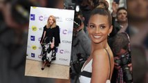 Alesha Dixon Was Joined By TOWIE Stars At Cancer Charity Event