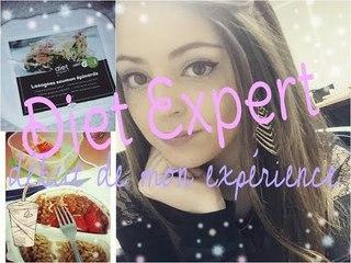 Début de mon expérience avec ✿ DietExpert ✿ Plats gourmets