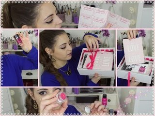 UNBOXING ✿ GlossyBox ✿ In Love With Love