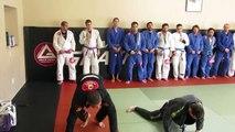 Barack Obama receives his Brazilian Jiu-Jitsu Blue Belt @ Gracie Barra Burbank