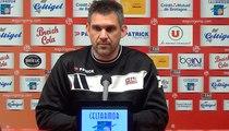 L1-J32 / RENNES-EAG : la conférence de presse d'avant match de J.Gourvennec