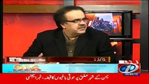 Who Cast Dr. Shahid Masood's Vote In NA-246 Elections? Listen By Dr. Shahid Masood
