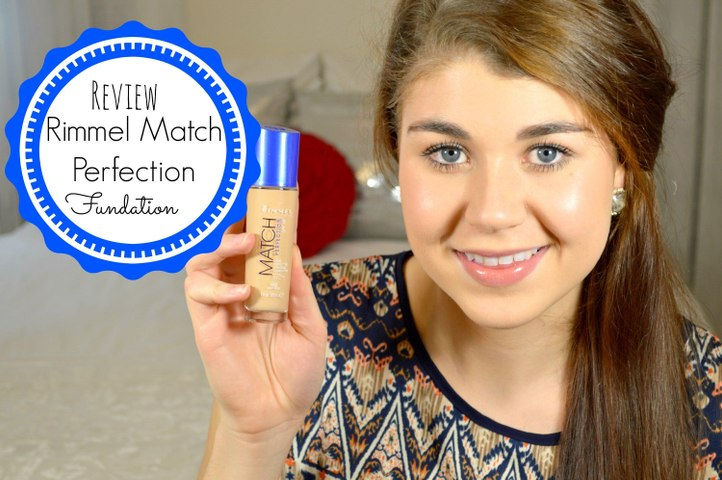 Rimmel Match Perfection Foundation Review ♡