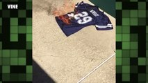 Cowboys Fans Are Burning Their DeMarco Murray Jerseys, Eagles Fans Create