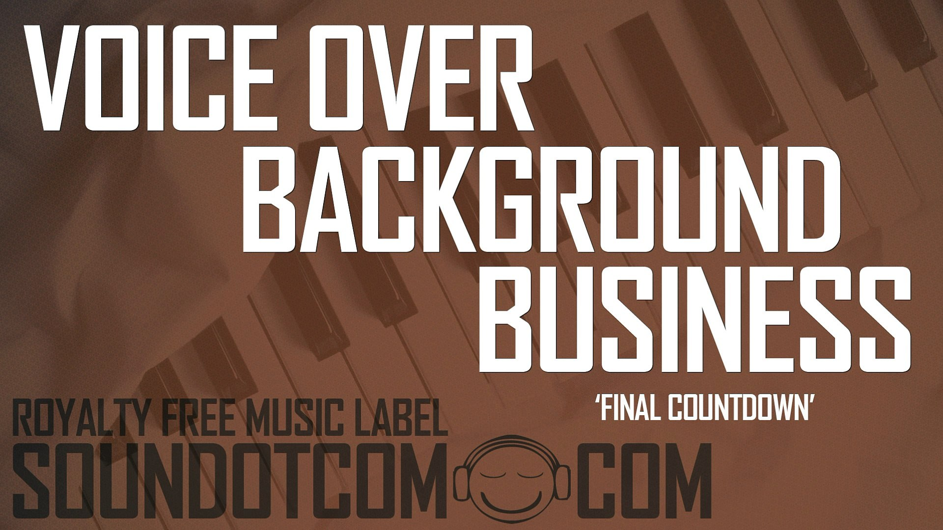 Final Countdown | Royalty Free Music (LICENSE:SEE