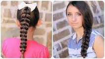 Cute And Easy Hairstyles For Teens