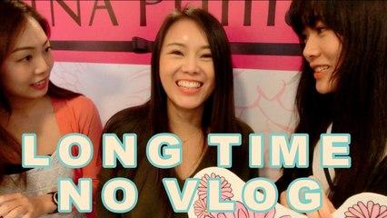 Ding Ding // LONG TIME NO VLOG!