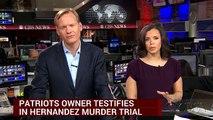 Patriots owner Robert Kraft testifies in Aaron Hernandez trial-copypasteads.com