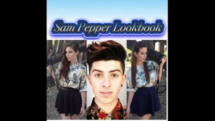 Sam Pepper Look Book   TwinsUntamed Touch