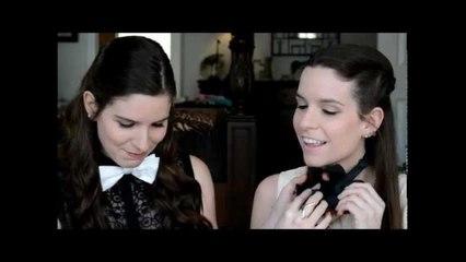 Jacksgap inspired   Twins Tie Bow Tie
