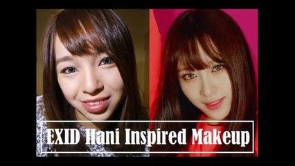 EXID Up & Down Hani Inspired Makeup - SpaceForHer   Christy