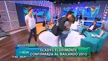 Gladys Florimonte look