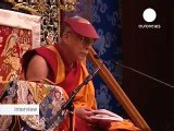 euronews - interview - Dalai Lama speaks to euronews