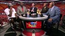 "LeBron James ""Calls Out"" Dwyane Wade & Chris Bosh"