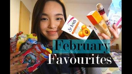 February Favourites ✿ 二月最愛   Foundation,Concealer,Masks,etc