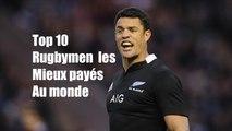 Top 10 Les rugbymen les mieux payés au monde