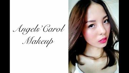 Angels' Carol Makeup