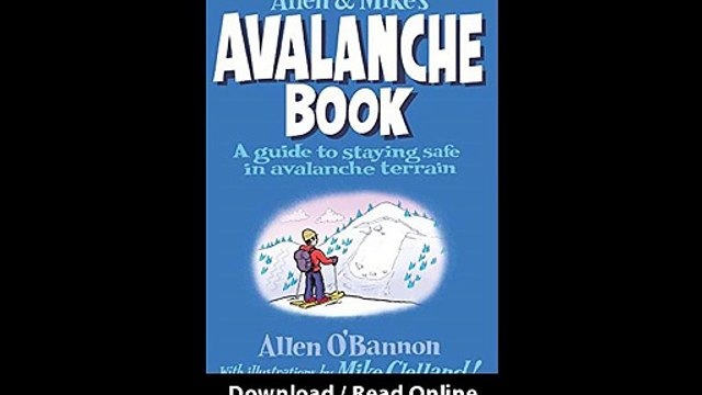 Download Allen Mikes Avalanche Book Mike ClellandAllen Obannon PDF