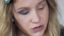 Black Swan Natalie Portman Natural Inspired Make-up tutorial