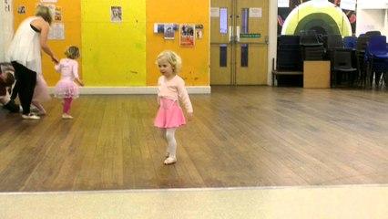 Toddler Ballet - Hilarious