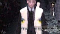 Men FENDI Milan Menswear Collection Autumn Winter 2014-15