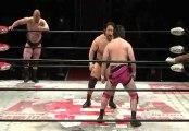 Daisuke Sekimoto, Yuji Okabayashi & Kazuki Hashimoto vs. Atsushi Maruyama, Ryuichi Kawakami & Hideyoshi Kamitani (BJW)